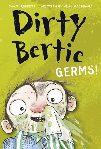 Germs! (Dirty Bertie) - Alan Costumes
