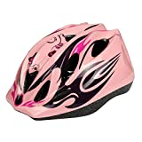 Cheap HiCool Cycling Helmet, Riding Helmet for Kids, Multi-Use Child Helmet for Cycling and Outdoor Sports (Pink/Black, Standard)