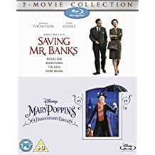 Saving Mr Banks & Mary Poppins Double Pack