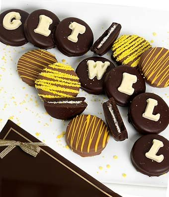 From You Flowers - GET WELL Chocolate Covered OREO Cookies