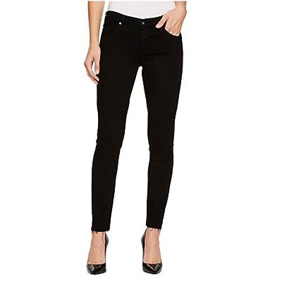 AG Jeans The Stilt in Black Ink