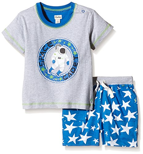 Hatley Baby Boys Astronauts Short Playset