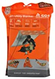 S.O.L. Survive Outdoors Longer 95 Percent Heat Reflective Sport Utility Blanket