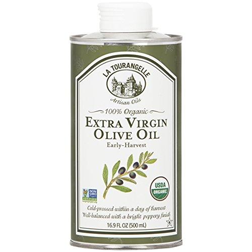 La Tourangelle, Organic Extra Virgin Olive Oil, 16.9 Fluid Ounce