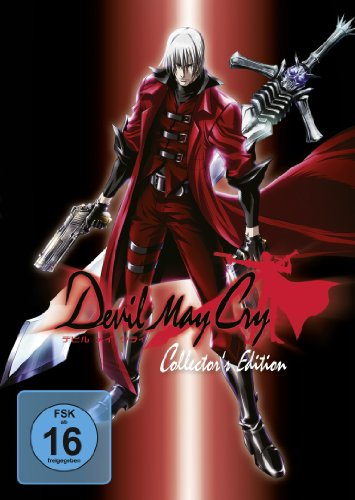 Devil May Cry Collectors (Devil May Cry-Collector's Edition [Import allemand])