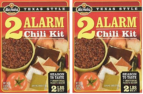 2 alarm chili seasoning - 3
