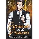 Pyramids and Promises (Omega Mu Alpha Brothers Book 2)