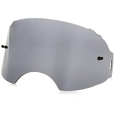 Oakley Airbrake MX Replacement Lens (Dark Gray): Automotive