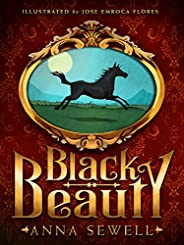 Black Beauty [Kindle in Motion]: The Autobiography of a Horse (English Edition)