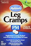 Hyland's Homeopathic Leg Cramps PM 50 Tablets