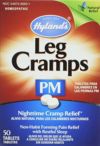 Hylands Homeopathic Leg Cramps Tablets
