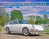 Classic European Cars 2015 Calendar