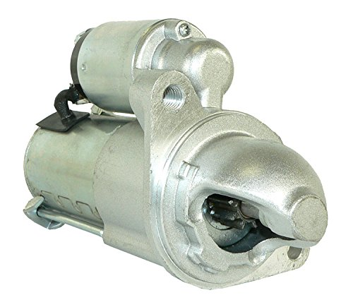 DB Electrical SDR0462 Starter For Hyster LPM Yale Fork Lift Truck 2.4L GM Engine /9000890/1548620 /580044885, YT580044885