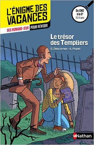 Téléchargement gratuit de livres mp3 en ligne Le trésor des Templiers PDF iBook 2091930679 by Anne Popet