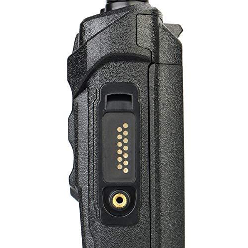 Retevis RT48 Walkie Talkie for Adults Long Range IP67 VOX Monitor Scrambler Security Walkie Talkies Waterproof (2 Pack) by Retevis (Image #7)