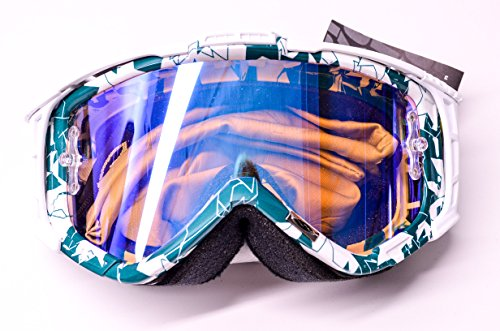 (Smith Intake Graphic Series Goggles - One size fits most/Jade Stars)