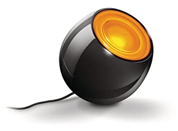 philips livingcolors led mood light mini black - Lampe Living Colors Philips