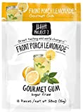 Project 7 Sugar Free Gum, Front Porch Lemonade, 12 count (Pack of 12)