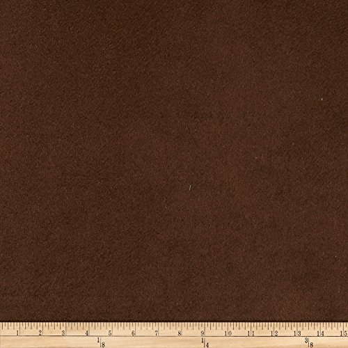 Morgan Fabrics Passion Faux Suede Chocolate