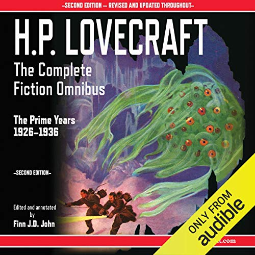 Download H.P. Lovecraft - The Complete Fiction Omnibus Collection - Second Edition: The Prime Years: 1926-1936 B07CPKR9X9