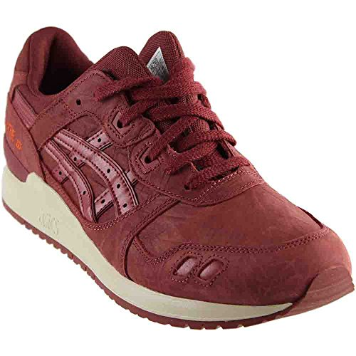 Galleon ASICS Tiger Men's Gel Lyte III MarzipanSilver 10 D US