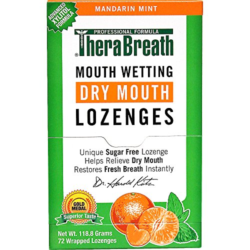 Dr Katz Therabreath Lozenges 72pc Box