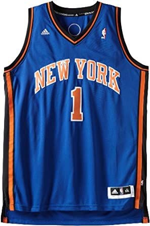 e1a95f36b Amazon.com   NBA New York Knicks Amerce Stoudemire Swingman Jersey ...