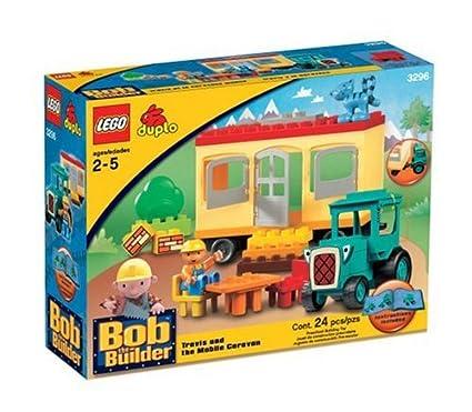 Buy LEGO Duplo Bob the Builder - Travis and Bob's Mobile