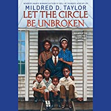 Let the Circle Be Unbroken Audiobook by Mildred D. Taylor Narrated by Allyson Johnson