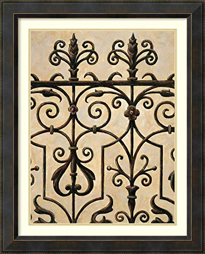 Framed Wall Art Print | Home Wall Decor Art Prints | Gatekeeper II by Pablo Segovia | Traditional Decor