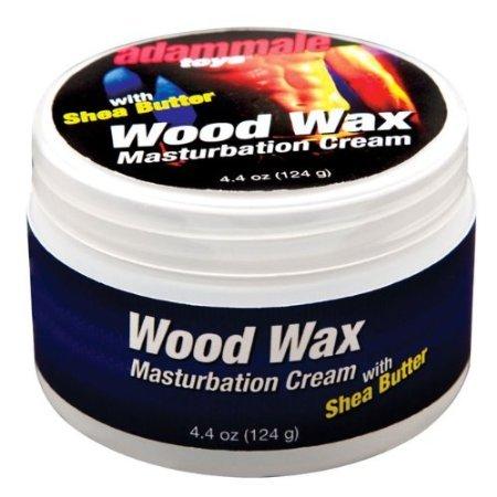 Adam Male Toys Wood Wax 4.4oz. ( 2 Pack )