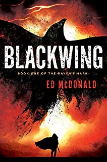Book Cover: Blackwing
