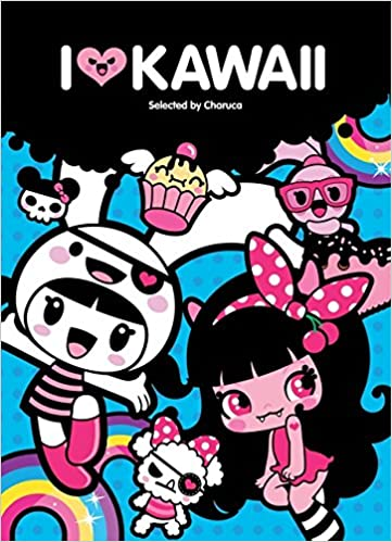 I Love Kawaii: Charuca: 9780062082824: Amazon.com: Books
