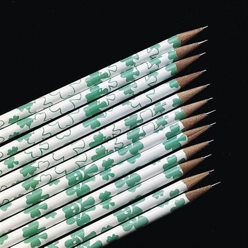 FX Shamrock St Patrick's Day Pencils - 72 Pack