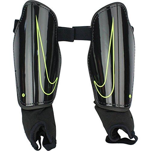 Nike Youth Charge 2.0 Shin Guard (black/volt) (YL)