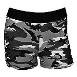 MadSportsStuff Pro Line 3 inch Womens Spandex Shorts