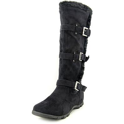 Beautiful Wanted Women's Weaver Womens Grey Wanted Womens Boots