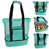Weardear Multi-function Picnic Beach Camping Insulation Bag Ice Bag Lunch Bags (Green-2)