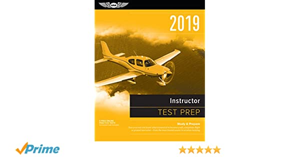 deec25f6d34 Instructor Test Prep 2019  Study   Prepare  Pass your test and know what is  essential to become a safe