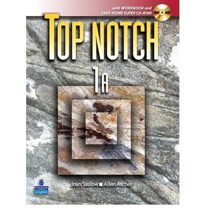 Read Online Top Notch 1 with Super CD-ROM Split A (Units 1-5) with Workbook and Super CD-ROM (Mixed media product) - Common ebook