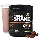 Hot Vita Protein Shake for Women – Gluten and Sugar Free Whey Protein Isolate Powder (Chocolate) For Sale