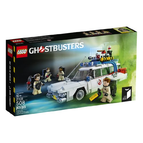 LEGO Ghostbusters Ecto-1 21108 Includes 4 minifigures
