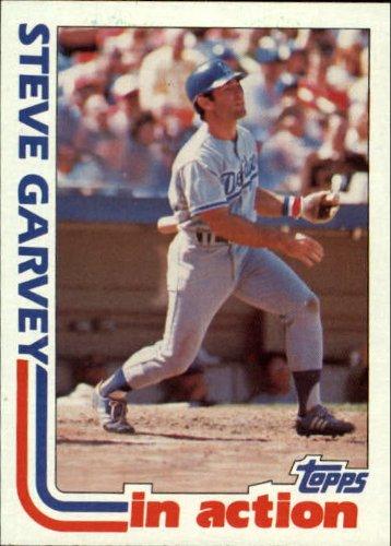 - 1982 Topps Baseball Card #180 Steve Garvey