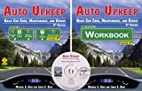 Auto Upkeep: Basic Car Care, Maintenance, and Repair (Homeschool Paperback Text Curriculum Kit)