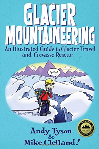 Glacier Mountaineering Illustrated Travel Crevasse product image