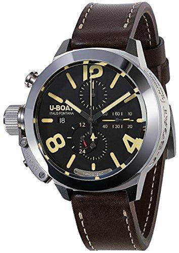 U-Boat Classico 8075 Mens Swiss-Automatic Watch