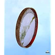 Persian Professional Habibi Daf Erbane Drum With Soft Case HDE-101