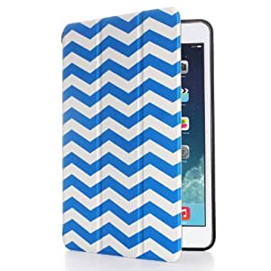 Poetic CoverMate case for Apple iPad Air (5th Generation iPad) Chevron (3 Year Manufacturer Warranty From Poetic)
