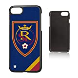 Keyscaper MLS Real Salt Lake Solid Slim Case for iPhone 8/7/6, Black