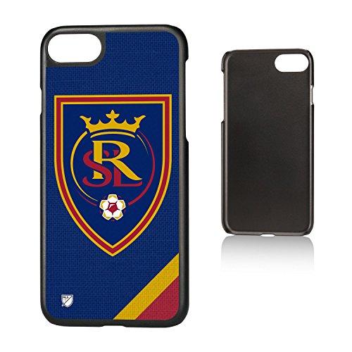 Keyscaper MLS Real Salt Lake Solid Slim Case for iPhone 8/7/6, Black by Keyscaper